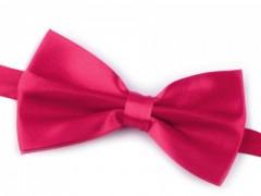 Szatén csokornyakkendő - Pink Csokornyakkendő