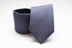 Prémium nyakkendő -  Kék mintás Aprómintás nyakkendő