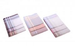 Női zsebkendő szett - Mintás 6 db Zsebkendő
