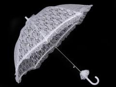 Lakodlami csipkés kilövős esernyő Női esernyő,esőkabát