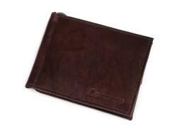 Férfi bőr pénztárca Férfi táska, pénztárca