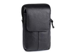 Férfi bőrtáska övhöz  Férfi táska, pénztárca