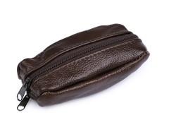 Bőr kulcstartó - Barna Férfi táska, pénztárca
