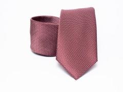 Prémium nyakkendő -  Lazac pöttyös Aprómintás nyakkendő