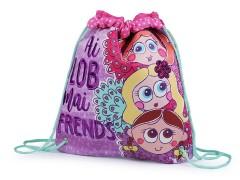 Kislány hátizsák Gyerek táska, pénztárca