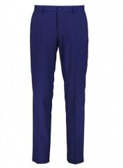 Parker slim öltönynadrág - Középkék Férfi nadrágok
