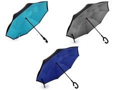Coolbrella visszafelé forditott esernyő - 5 színben Férfi esernyő,esőkabát