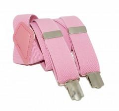 Gyerek nadrágtartó - Rózsaszín Gyermek nadrágtartók