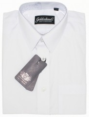 Goldenland gyerek rövidujjú ing - Fehér Rövidujjú ing