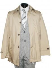 Tavaszi férfi ballonkabát - Drapp Férfi kabát, zakó