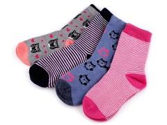 Gyerek sportzokni - 4 pár/csomag Gyermek zokni, mamusz
