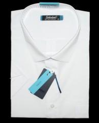 Goldenland extra rövidujjú ing 54-55 méret - Fehér Rövidujjú ing