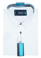 Goldenland extra rövidujjú ing - Fehér Rövidujjú ing