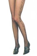 Tina 20 DEN harisnyanadrág - Fekete Női zokni, harisnya, pizsama