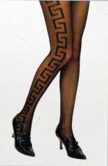 Nancy mintás 20 DEN harisnyanadrág Női zokni, harisnya, pizsama