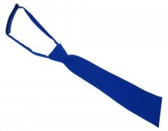 Minimatt női tépőzáras nyakkendő - Királykék Női nyakkendők, csokornyakkendő
