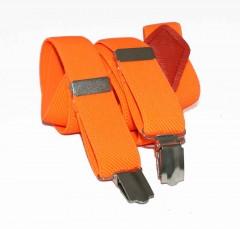 Gyerek nadrágtartó - Neon narancs Gyermek nadrágtartók