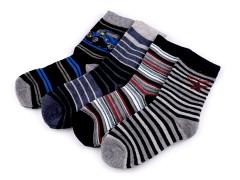 Gyerek mintás titokzokni - 4 db/csomag Gyermek zokni, mamusz