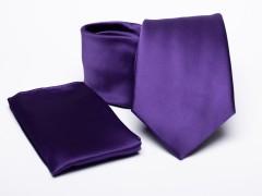 Prémium nyakkendő szett - Lila Szettek