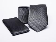 Prémium nyakkendő szett - Szürke Szettek