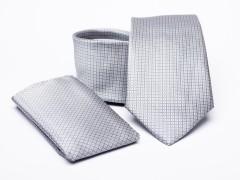 Prémium nyakkendő szett - Ezüst Szettek