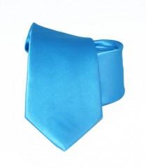 Newsmen gyerek nyakkendő - Azúrkék Gyerek nyakkendők