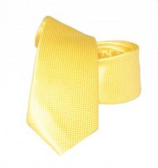 Goldenland slim nyakkendő - Napsárga