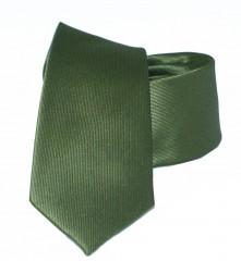 Goldenland slim nyakkendő - Sötétzöld