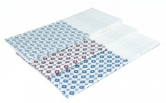 Alex férfi zsebkendő - 3 db/csomag Pamut zsebkendő