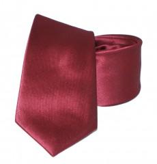 Newsmen gyerek nyakkendő - Bordó Gyerek nyakkendők