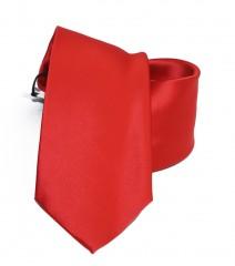 NM szatén nyakkendő - Piros
