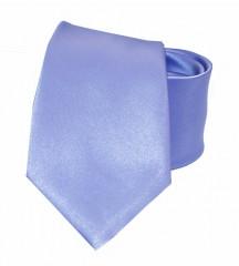 NM szatén nyakkendő - Lila Egyszínű nyakkendő
