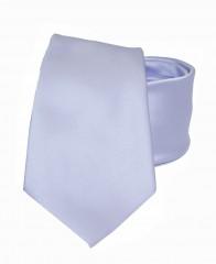 NM szatén nyakkendő - Orgonalila Egyszínű nyakkendő