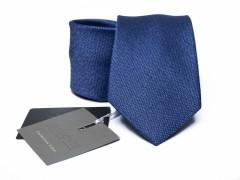 Prémium selyem nyakkendő - Kék Selyem nyakkendők
