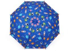 Gyerek kilövős esernyő sippal Gyerek esernyő, esőkabát