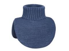 Gyerek kötött nyakmelegítő - Kék Gyerek sál,sapka,kesztyű