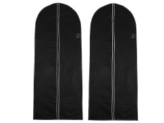 Kabátzsák hosszú 60 x 150 cm 2 db/csomag Tárolás, Tisztítás