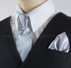 Gyerek nyakkendő szett - Ezüst Szettek