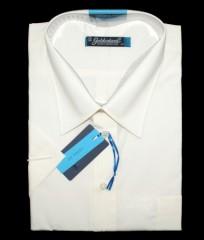Goldenland extra rövidujjú ing - Ecru Rövidujjú ing