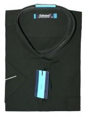 Goldenland extra rövidujjú ing - Fekete Rövidujjú ing